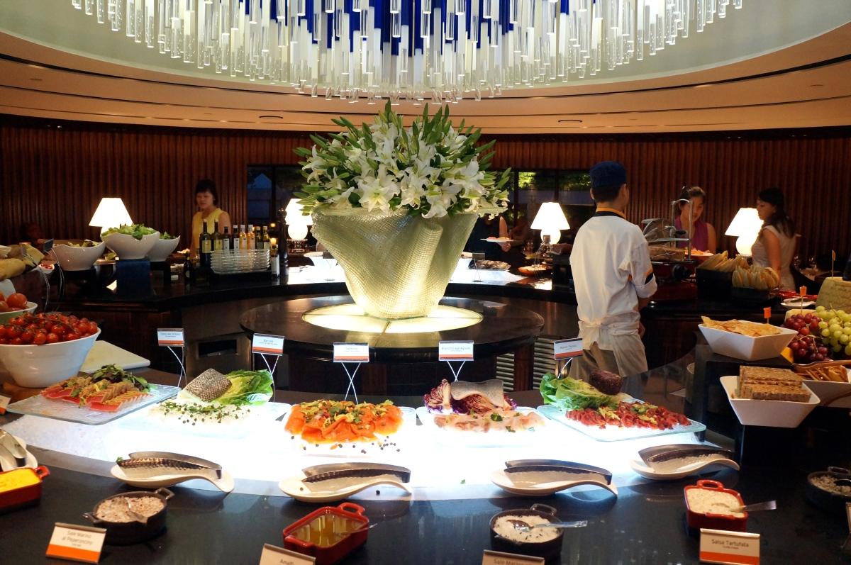 Basilico Italian Restaurant @ Regent Hotel