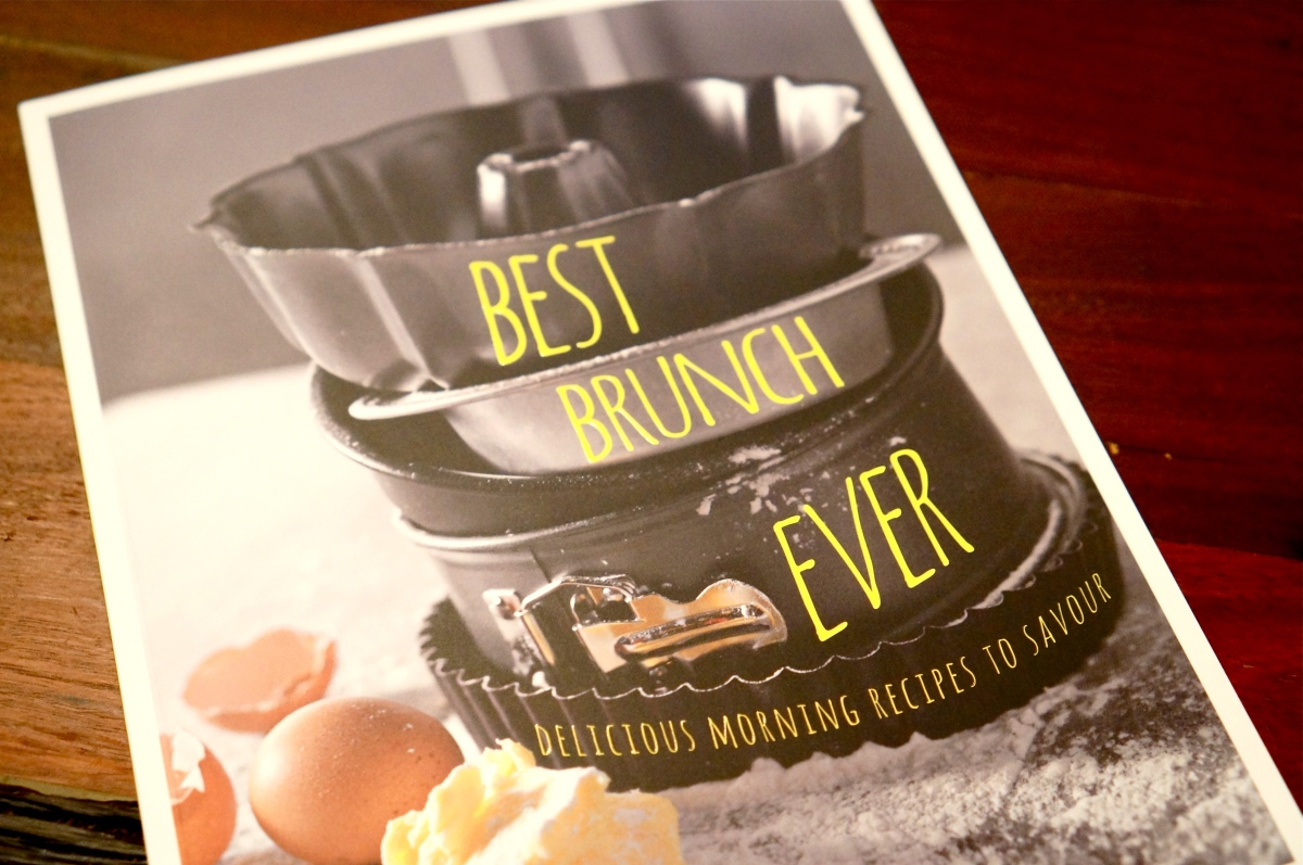 "ToTT's New Recipe Book: ""Best Brunch Ever - Delicious Morning Recipes to Savour"""