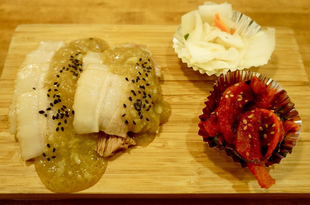 Mister Bossam Cafe @ Sinchon, Seoul [Korea Trip]