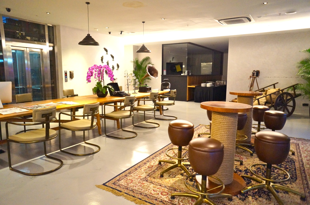 Staycation: Hotel Clover @ North Bridge Road