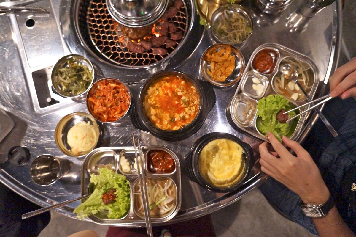 Superstar K Korean BBQ @ Circular Road
