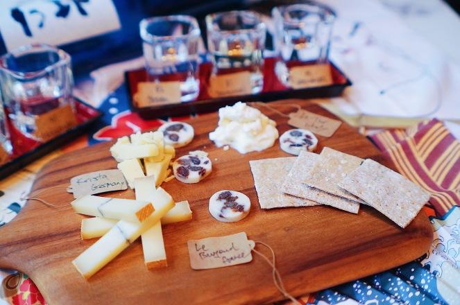 Kabuke Cheese Platter