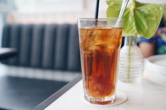 Iced Longan Tea