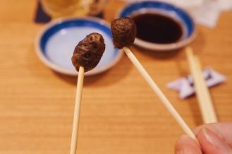 Grilled Taro