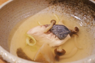 Fish in Clear Broth