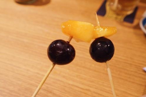 Melon + Kyoho Grape