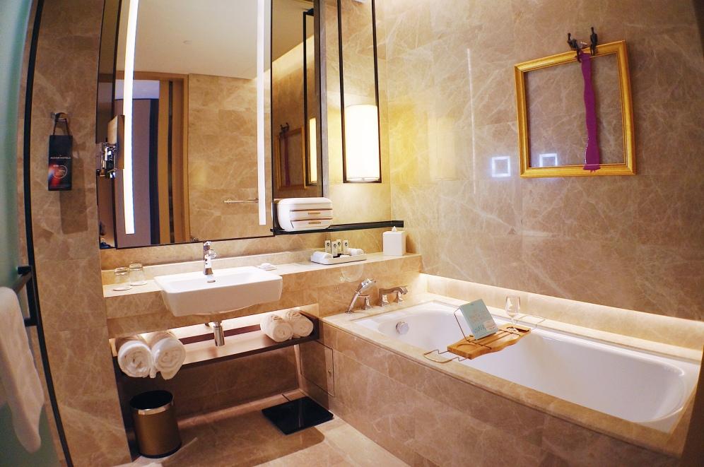 Overview of Bathroom