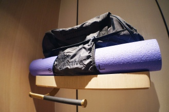 Gym Bag & Yoga Mat